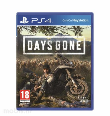 Days Gone Standard Edition igra za PS4