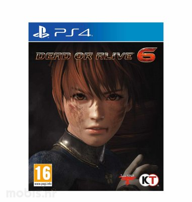 Dead or Alive 6 igra za PS4