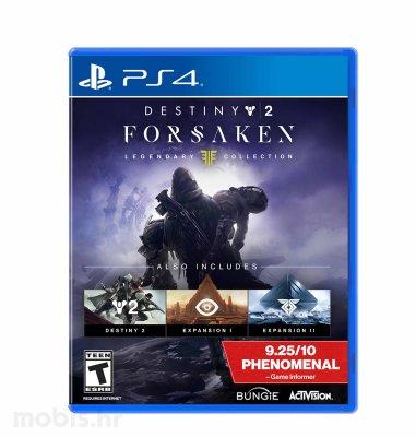 Destiny 2 Forsaken: Legendary Collection igra za PS4