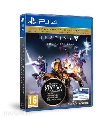 Destiny The Taken King: Legendary Edition igra za PS4