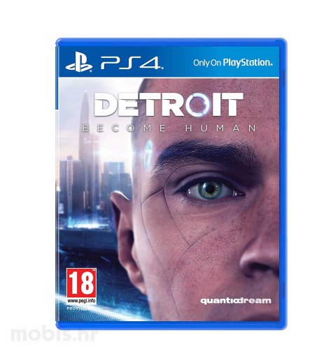 Detroit: Become Human igra za PS4
