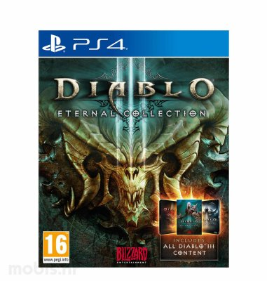 Diablo 3: Eternal Collection igra za PS4