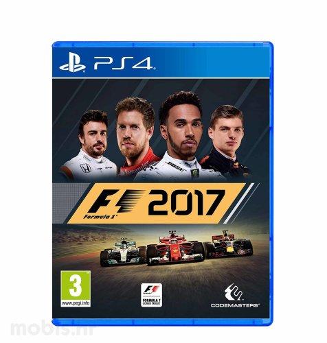 F1 2017 igra za PS4