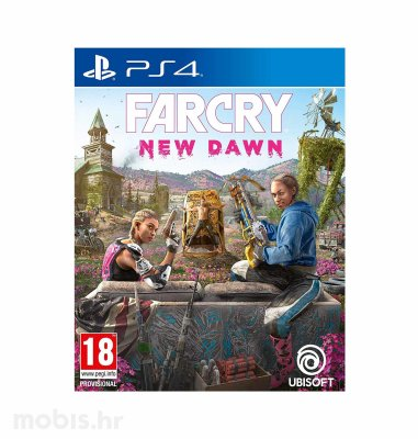 Far Cry New Dawn Standard Edition igra za PS4