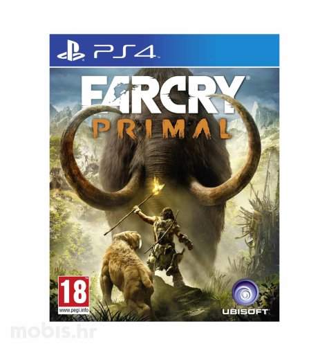Far Cry Primal Standard Edition igra za PS4