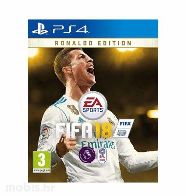 FIFA 18 Ronaldo Edition igra za PS4