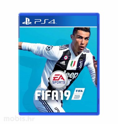 FIFA 19 igra za PS4