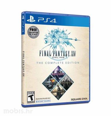 Final Fantasy XIV Online The Complete Edition igra za PS4