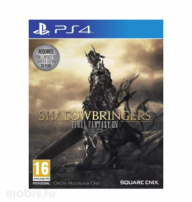 Final Fantasy XIV Shadowbringers PS4 Standard Edition PS4