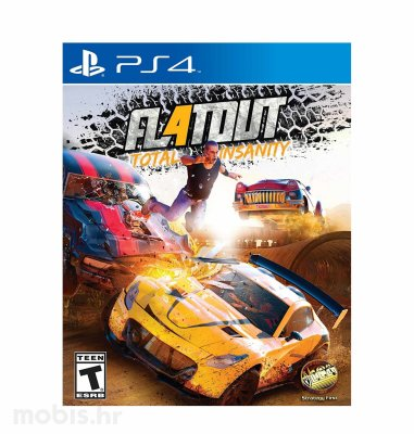 Flatout 4: Total Insanity igra za PS4