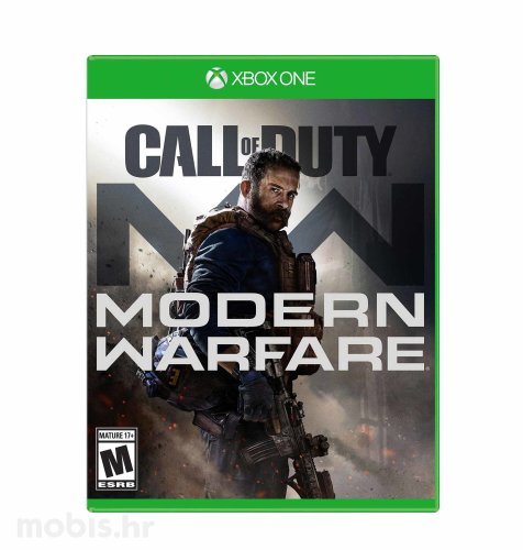 Call of Duty: Modern Warfare 2019 igra za Xbox One