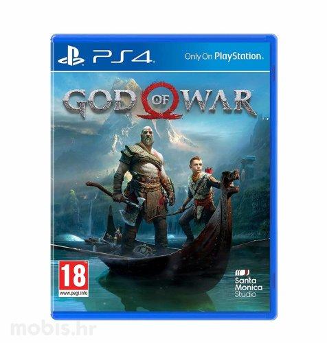 God of War Standard Plus Edition igra za PS4