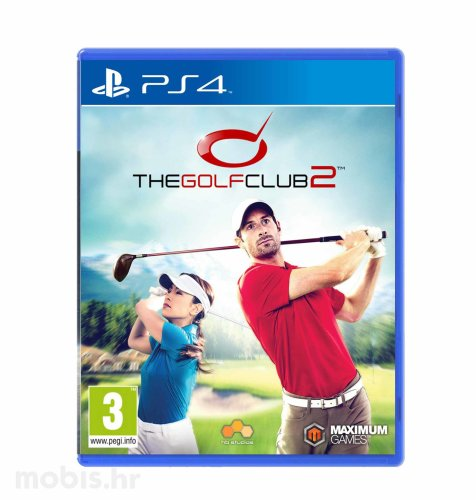 Golf Club 2 igra za PS4
