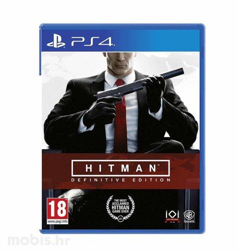 Hitman: Definitive Edition igra za PS4