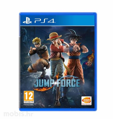 Jump Force igra za PS4