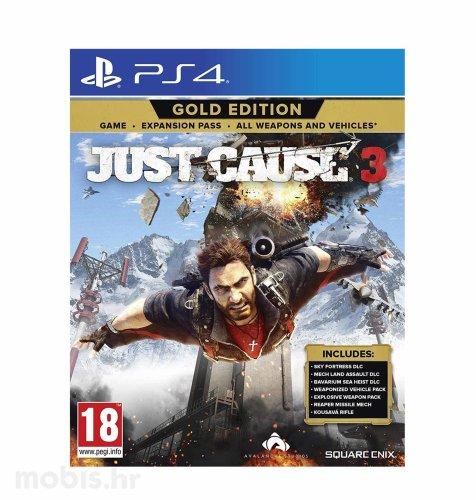 Just Cause 3 Gold Edition igra za PS4
