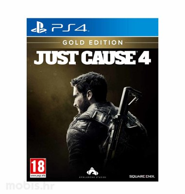 Just Cause 4 Gold Edition igra za PS4