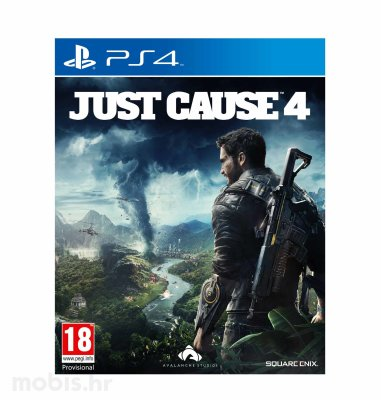 Just Cause 4 Standard Edition igri za PS4