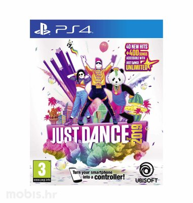 Just Dance 2019 igra za PS4