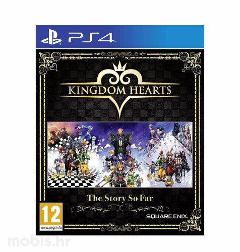 Kingdom Hearts - The Story So Far igra za PS4