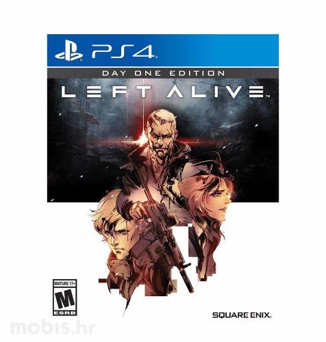Left Alive Day One Edition igra za PS4