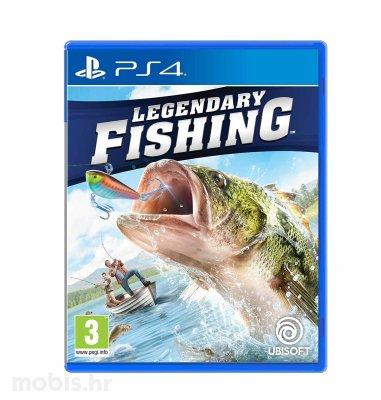 Legendary Fishing igra za PS4