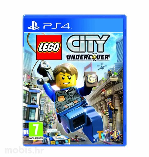 Lego City Undercover igra za PS4