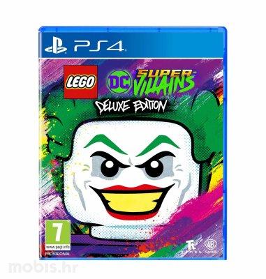 Lego DC Super Villains Deluxe Edition igra za PS4