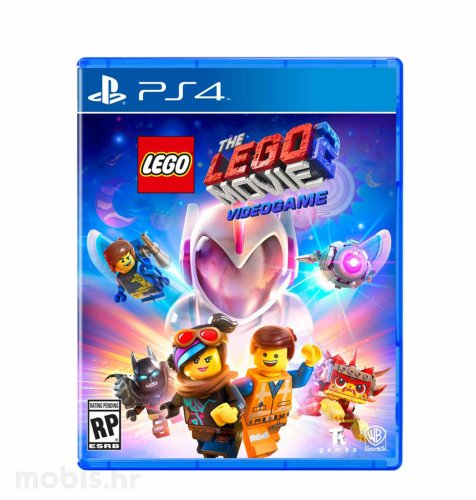 Lego The Movie Videogame 2 igra za PS4