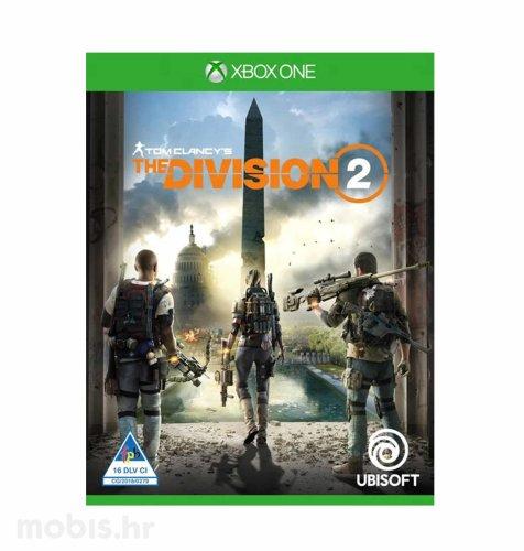 Tom Clancy's The Division 2 igra za Xbox One
