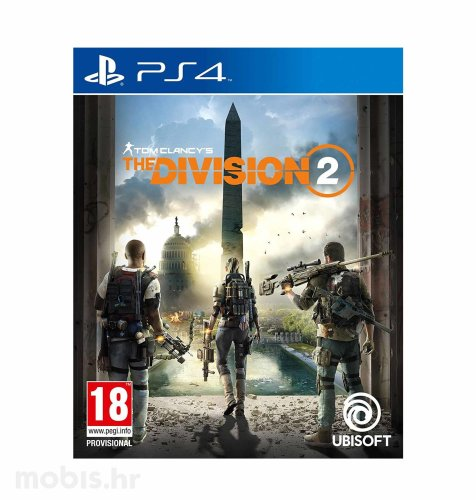 Tom Clancy's The Division 2 Standard Edition igra za PS4