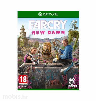 Far Cry New Dawn Standard Edtion igra za Xbox One