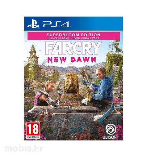 Far Cry New Dawn Superbloom Deluxe Edition igra za PS4