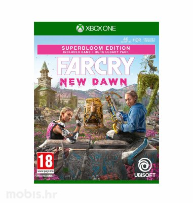 Far Cry New Dawn Superbloom Deluxe Edition igra za Xbox One