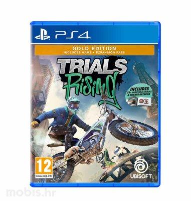 Trials Rising Gold igra za PS4