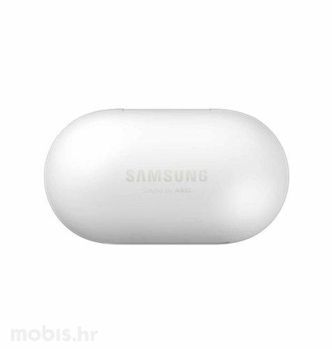 Samsung Galaxy Buds bežične slušalice: bijele