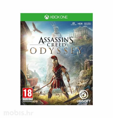 Assassin's Creed Odyssey Standard Edition igra za Xbox One