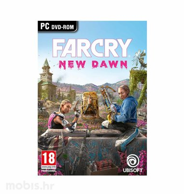 Far Cry New Dawn igra za PC