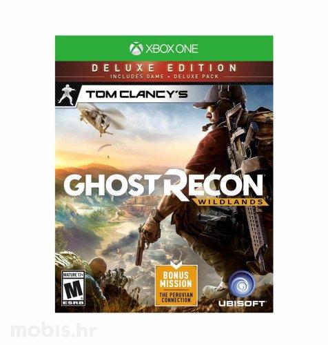 Tom Clancys Ghost Recon Wildlands Deluxe Edition igra za Xbox One