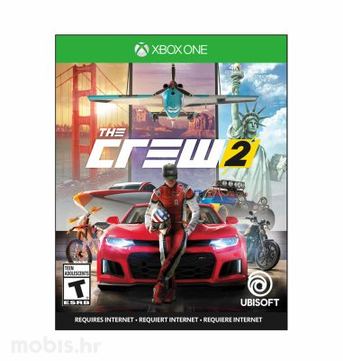 The Crew 2 Standard Edition igra za Xbox One