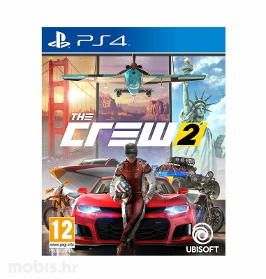 The Crew 2 Standard Edition igra za PS4