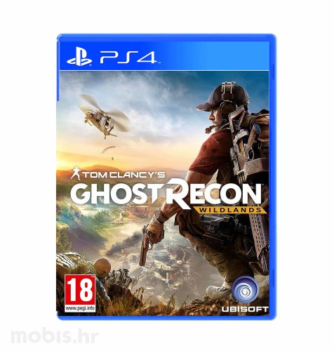 Tom Clancys Ghost Recon Wildlands Standard Edition igra za PS4