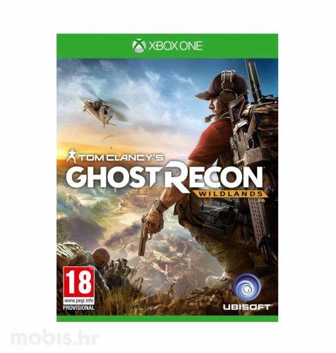 Tom Clancys Ghost Recon Wildlands Standard Edition igra za Xbox One