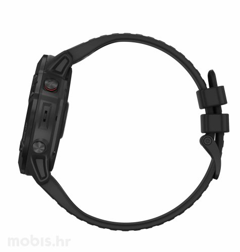 Garmin fenix 6X Pro: black (crni remen)