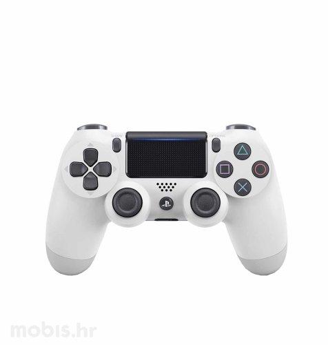 PS4 DualShock kontroler v2: bijeli