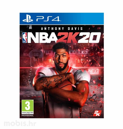 NBA 2K20 Standard Edition igra za PS4