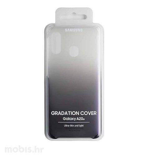 Zaštitna maska za Samsung A20e: crna