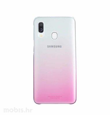 Zaštitna maska za Samsung A40: roza
