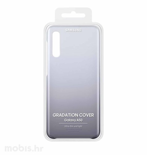 Zaštitna maska za Samsung A50: crna