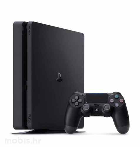 PlayStation 4 500GB F chassis + Fortnite VCH (2019)